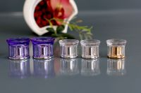 Various Luxury Acrylic Screw Closure For Cosmetic Tubes