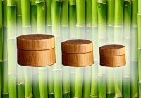 New Arrival Organic Bamboo Eye Gel Face Cream Jar