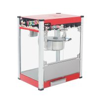 Economic popcorn machine flat top