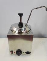 Cheese dispenser Sauce warmer dispenser