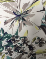 printed polyester fabric for sofa