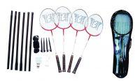 Badminton Racket set-4 players