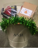 Ash Bucket Hamper