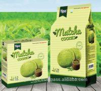 Premium Quality Tipo Matcha Cookies