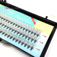 Original factory supply 2D-20D faux mink 0.07thickness premade fan eyelash extensions OEM