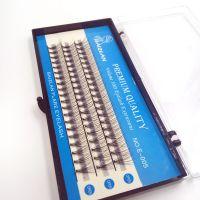 Original eyelash factory 2D-20D Mink 0.07thickness premade fan eyelash extensions False Eyelashes