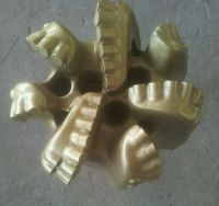 The 7 blade double rows of teeth matrix body pdc bit