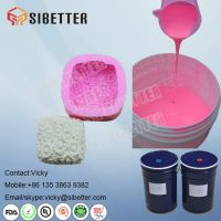 RTV2 Liquid Silicone Rubber with Hardener for Silicone Soap Molds