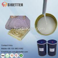 Price of Silicone Rubber RTV2 for Decorative Gypsum Mold