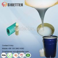 RTV2 Liquid Silicone Rubber Raw Material for Silicone Candle Mold