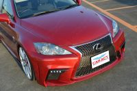 06-11 Lexus IS250/IS300/IS350 Tune into ESPRIT style Front Bumper