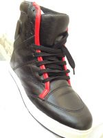 motorbike leather shoes