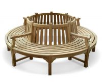 Best Prices Teak Round Tree Bench