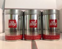 ILLY DARK ROASTED COFFEE BEAN