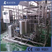 SUS304 Sanitary Beverage Milk Pasteurizer Uht Sterilizer Plate Pasteurizer