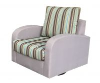 outdoor fabric sofa swivel glider (F308505)