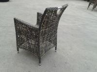 rattan furnture dining chairs(K02)