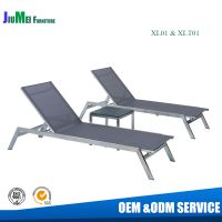 Stainless steel furniture chaise loungers( XL01& XTL01)