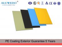 3MM 4MM  1220mmx2440mm PE Painting Aluminum Composite Panel interior decorative panel Aluminium Composite Panel Building Material Signage board Billboard