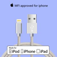 Wholesale MFI Certified Lightning Cables 10ft for iphone