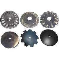 plough blade and disc blade