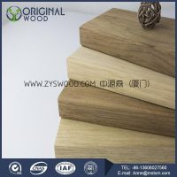 Heat treatment hardwood decking with high quality