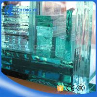 Hot Sale CE & ISO Certificate 2mm-19mm Clear Float Glass Building Construction