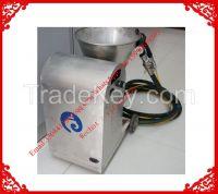 Portable construction spray paint machine