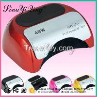 48W electric nail dryer lamp 18K