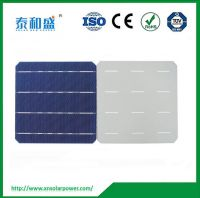 6 inch 156mm high efficiency mono 4~5w solar cell price,raw material for solar panel