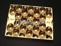 Gilding PET Plastic Tray Manufacturer in China Yiyou