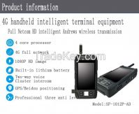 SF-1012P-AD Handheld 4G wireless devices