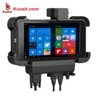 "2020 China K86 Rugged Windows 10 Tablet PC Pro Computer RS232 USB IP67 Extrem Waterproof 8"" phablet USB2.0 Gps Forklift Driver"