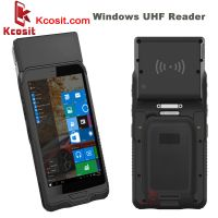 UHF RFID Reader Windows 10 Smart Handheld Portable Tag Reading Scanner RFID Long Range Access Control System USB SDK Development