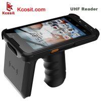 2D Laser Barcode Scanner Reader Android Handheld UHF RFID Reader Terminal PDA UHF RFID Reader with Pistol Grip GPS 4G