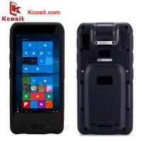 "Kcosit K72H Windows 10 Tablet PC Mini Pocket Computer 6"" 4GB RAM 64GB ROM IP67 Rugged Waterproof 3G GPS 2D Barcode Scanner PDA"