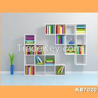 modern lacquer home furniture bookcase