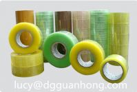 general use bopp adhesive packing tape for carton sealing