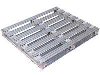 Packing transport storage steel pallet
