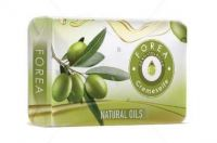 Forea Soap 150g - Soap Milk & Honey, Sea Breeze, Natural Oils - made in Germany - German quality