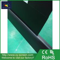 XYSCREEN 110'' 16:9 4K motorized tab tension projector screen roll up tab tensioned projection screen with remote control