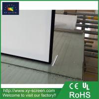 XYSCREEN zero edge 15mm 3D 4K narrow frame projection screen home theater projector screen