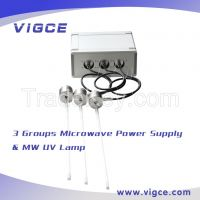 microwave electrodeless UV