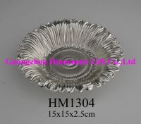 home decore metal candy bowl