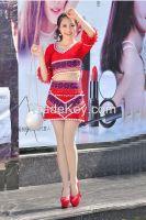 2017Chinese Minority Hmong Costume