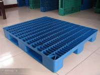 Three Runners Recycled HDPE Plastic Pallet