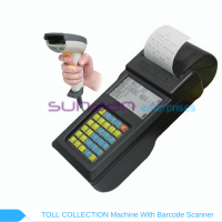 Toll Collection Machine