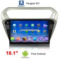 Peugeot 301 Citroen C-Elyssee Android Car Video Player camera