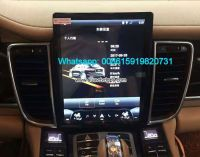"Porsche Panamera radio Car android wifi GPS navigation camera 10.4"""