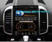 Porsche Cayenne radio GPS android Vertical screen